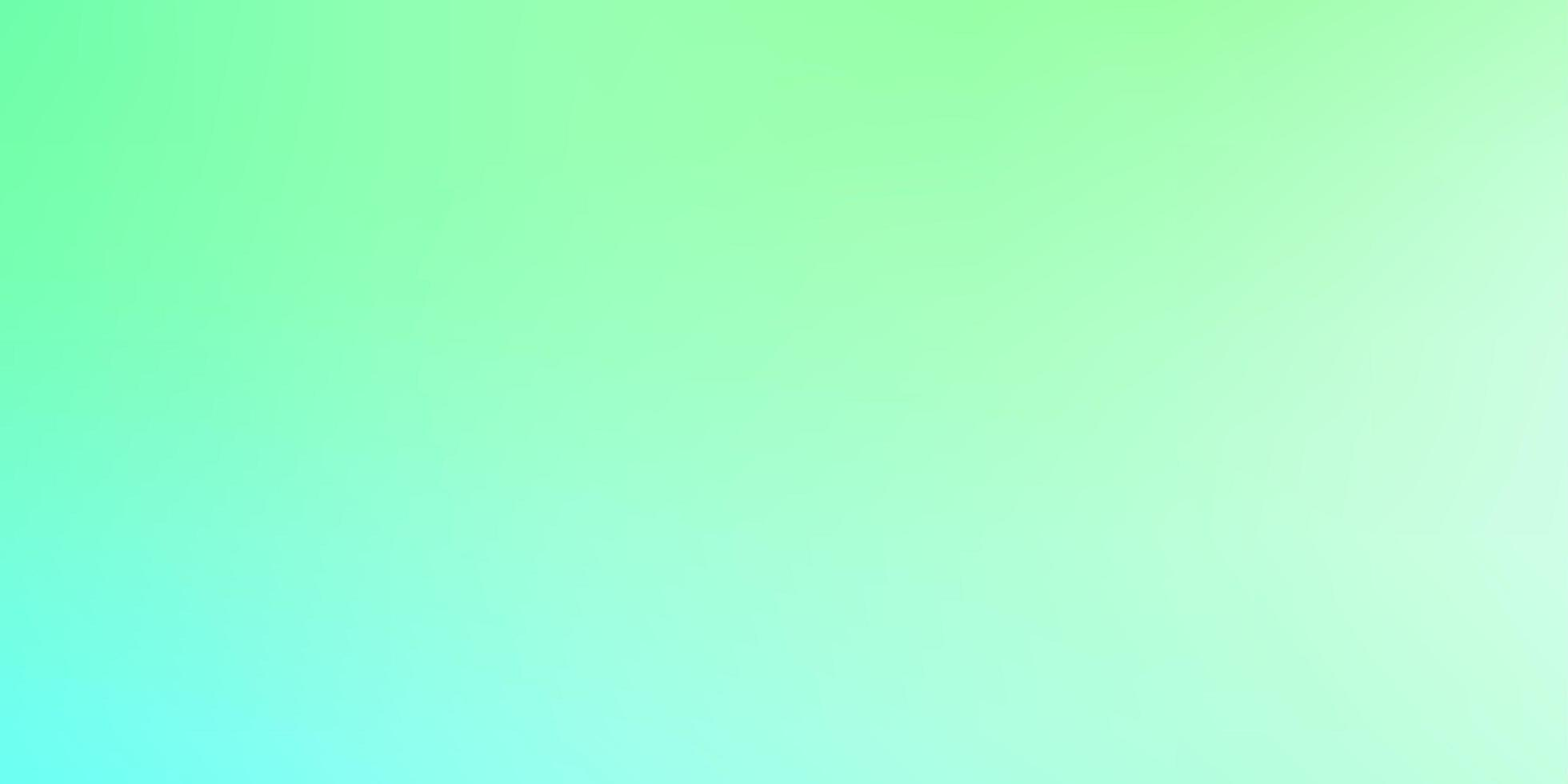 textura turva inteligente de vetor verde claro.