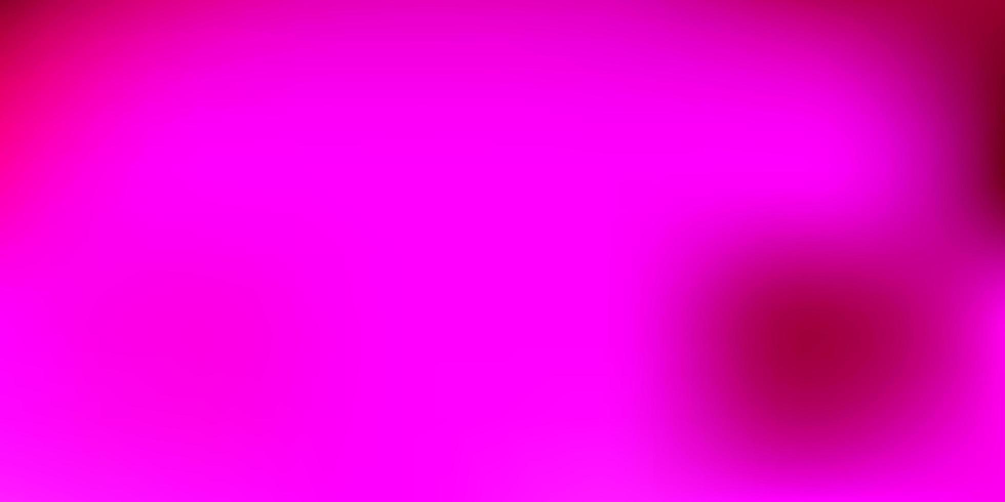 fundo do borrão do vetor rosa claro.