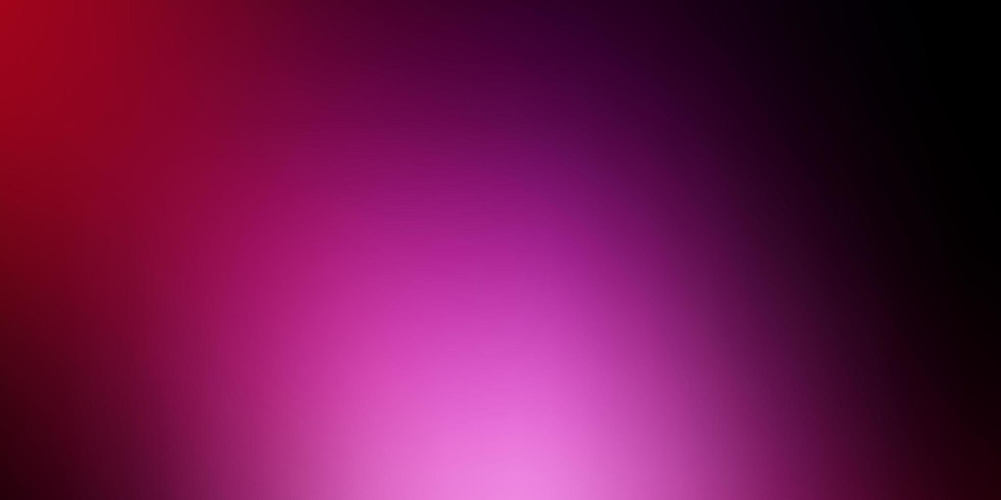 fundo desfocado abstrato do vetor roxo, rosa escuro.
