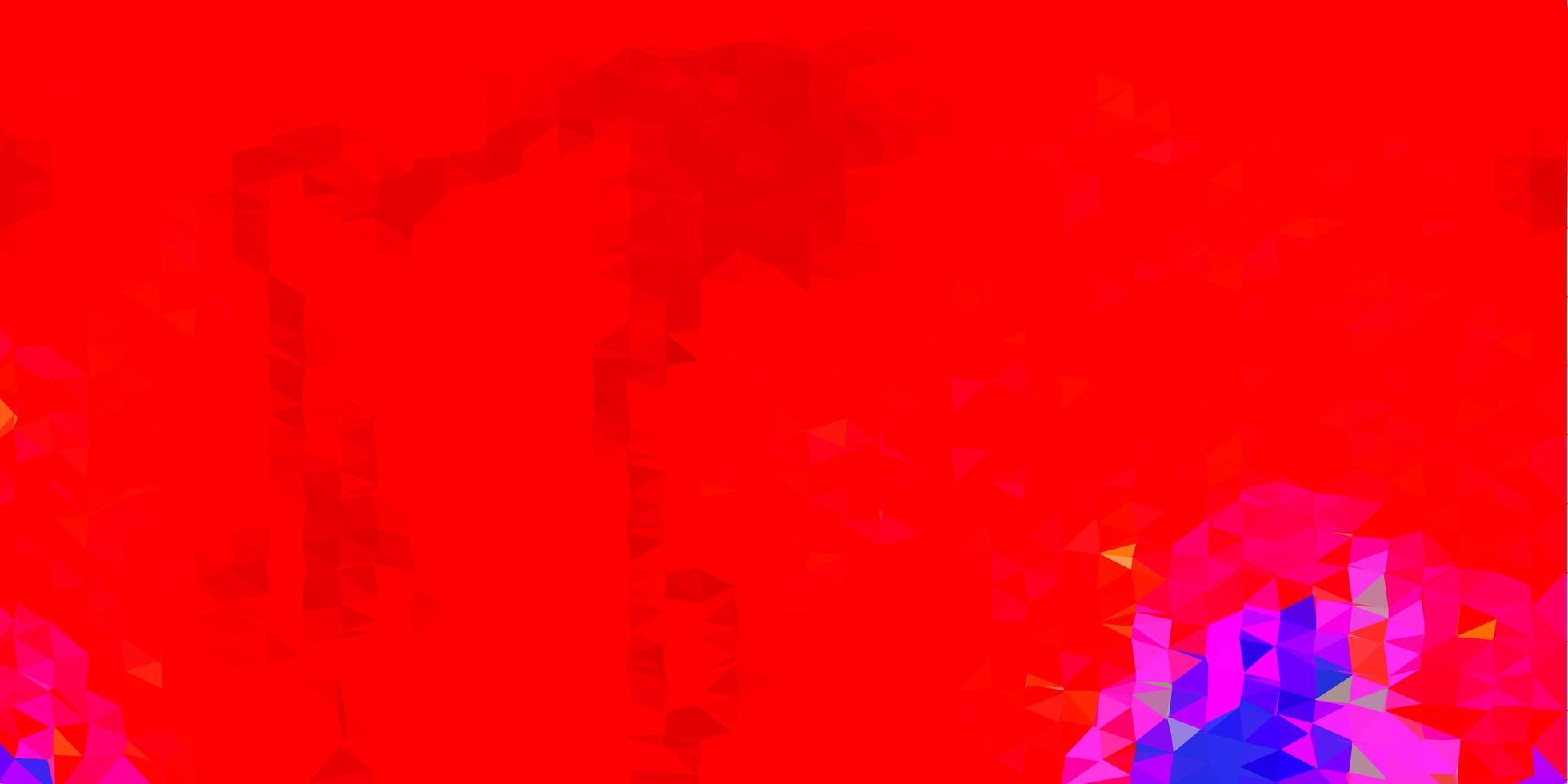 fundo do triângulo do sumário do vetor da laranja escura.