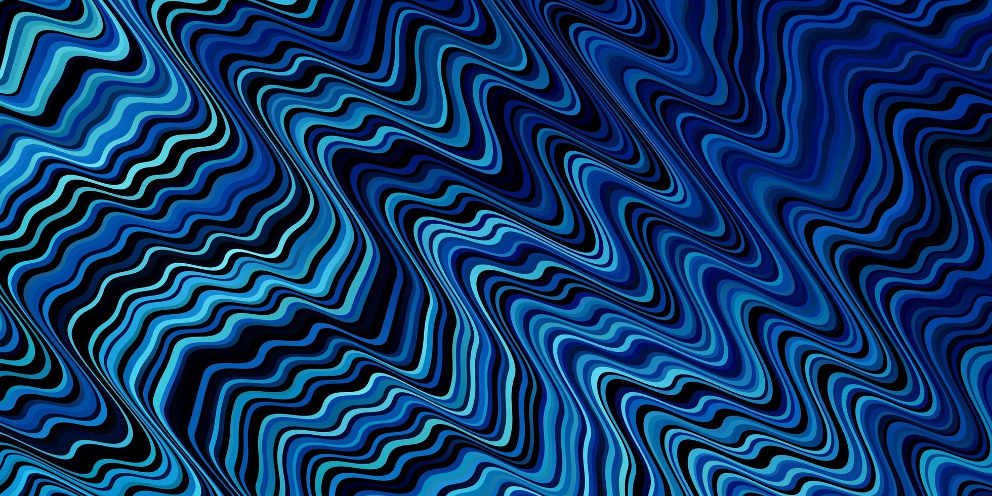 textura vector azul claro com arco circular