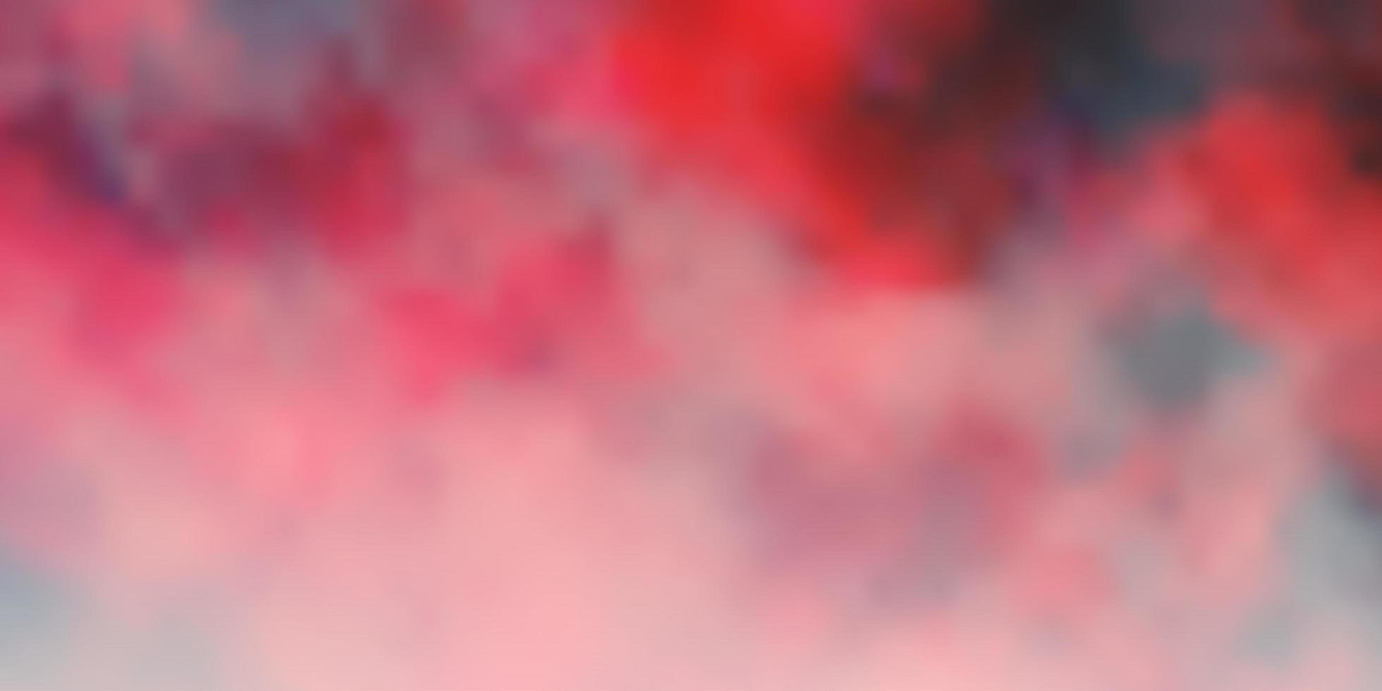 fundo laranja escuro do vetor com nuvens.
