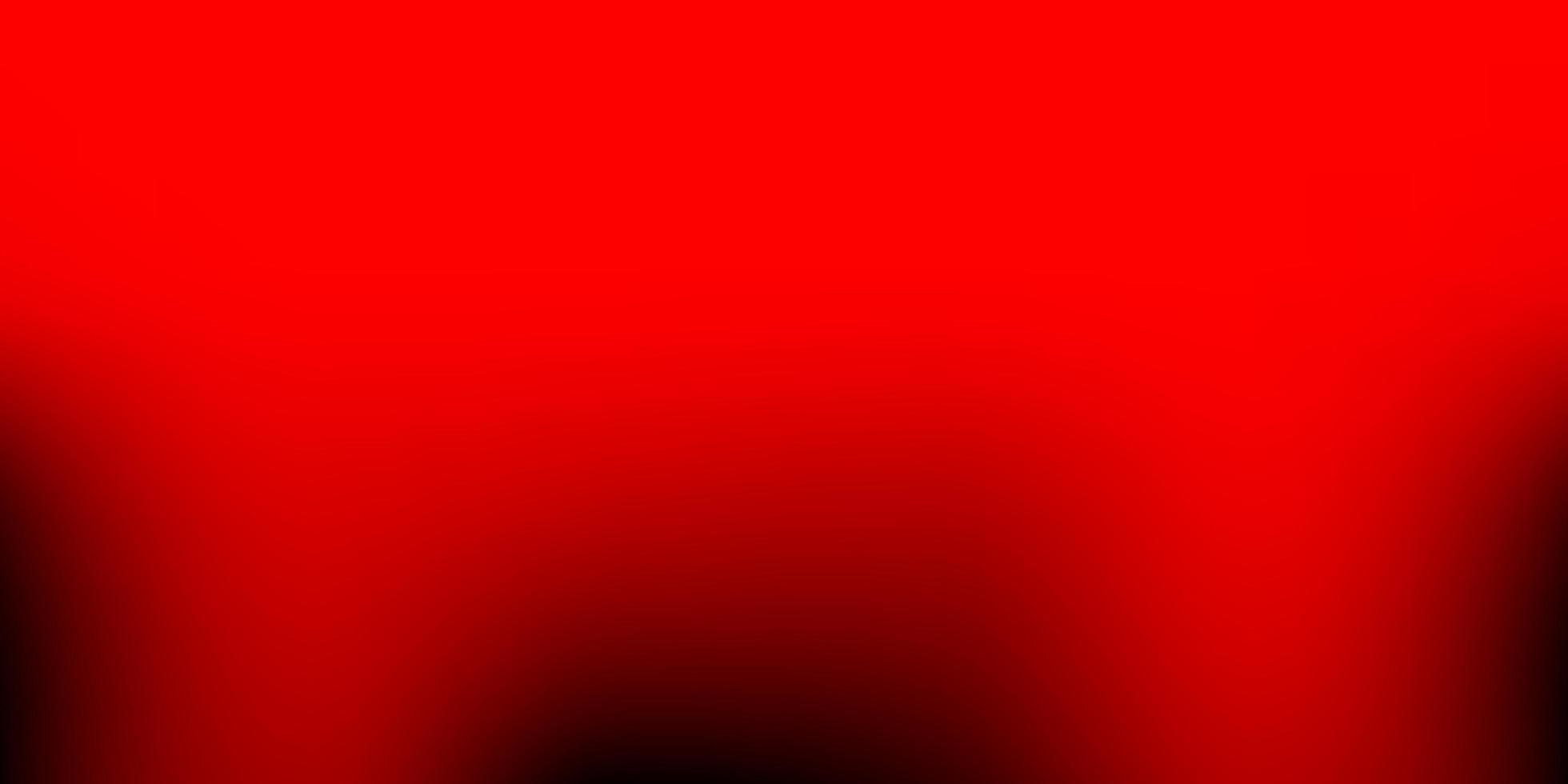 padrão de desfoque abstrato de vetor vermelho escuro.