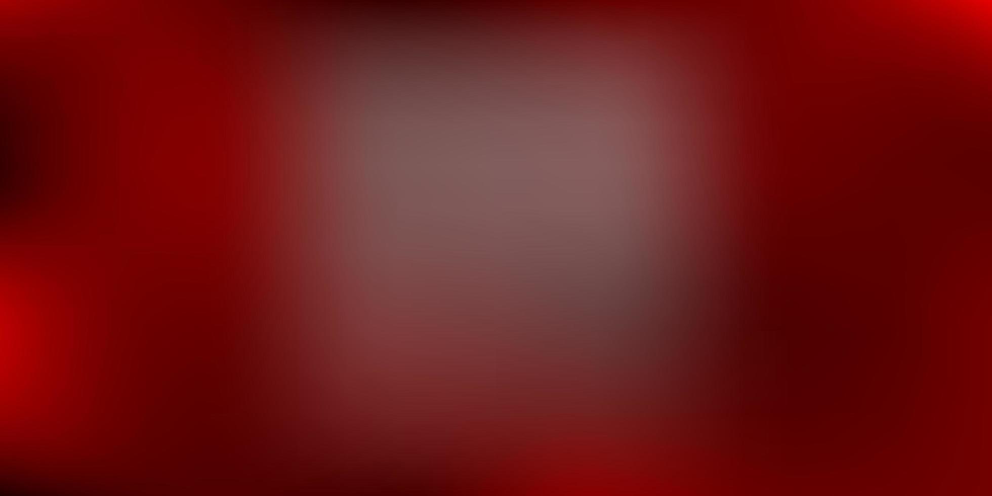 o sumário do vetor verde escuro e vermelho desfocar o fundo.