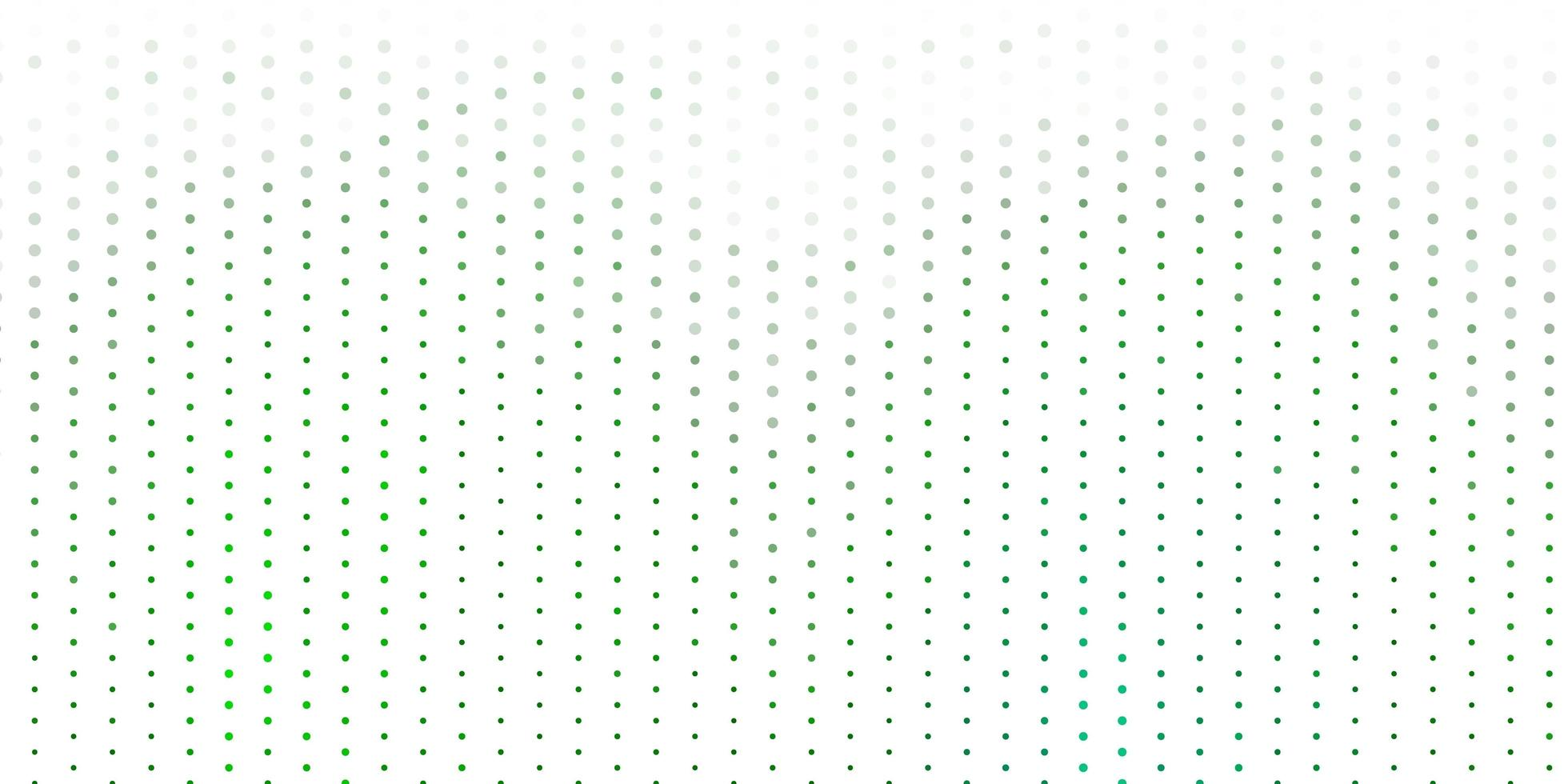 fundo verde claro do vetor com manchas.