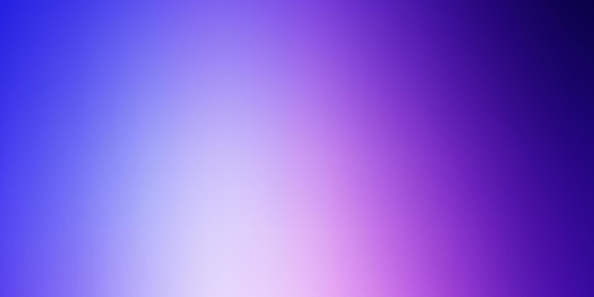 luz roxa vector turva fundo colorido.