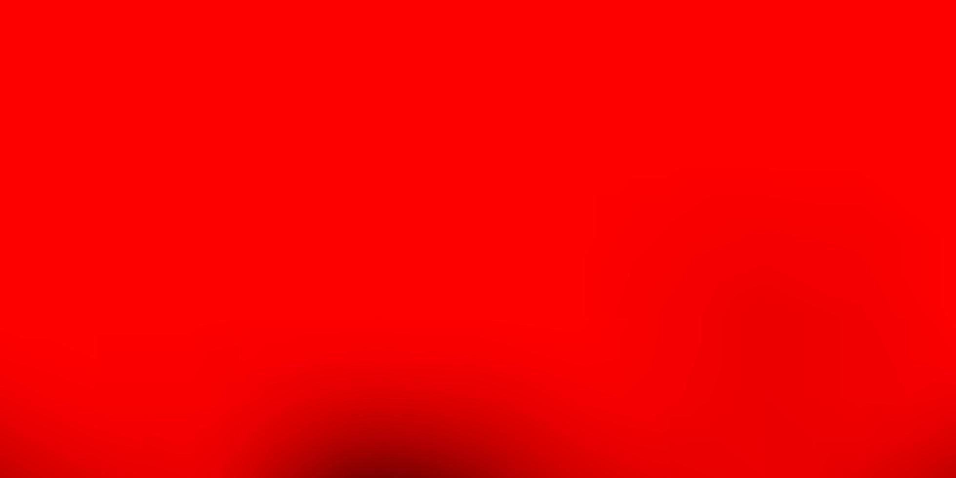 luz vermelha vector turva padrão.