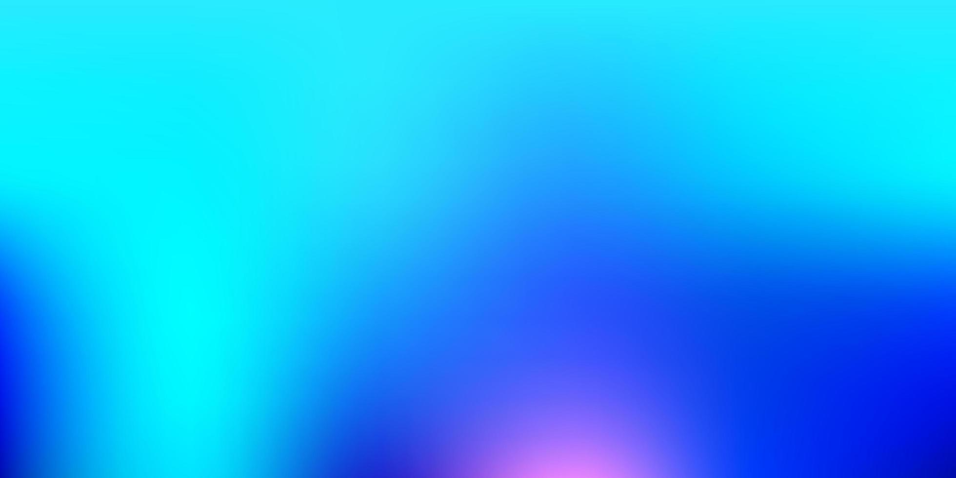 desenho de borrão de gradiente de vetor rosa escuro, azul.