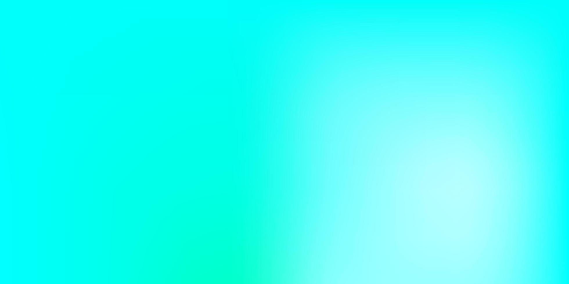 layout borrado de vetor verde claro.