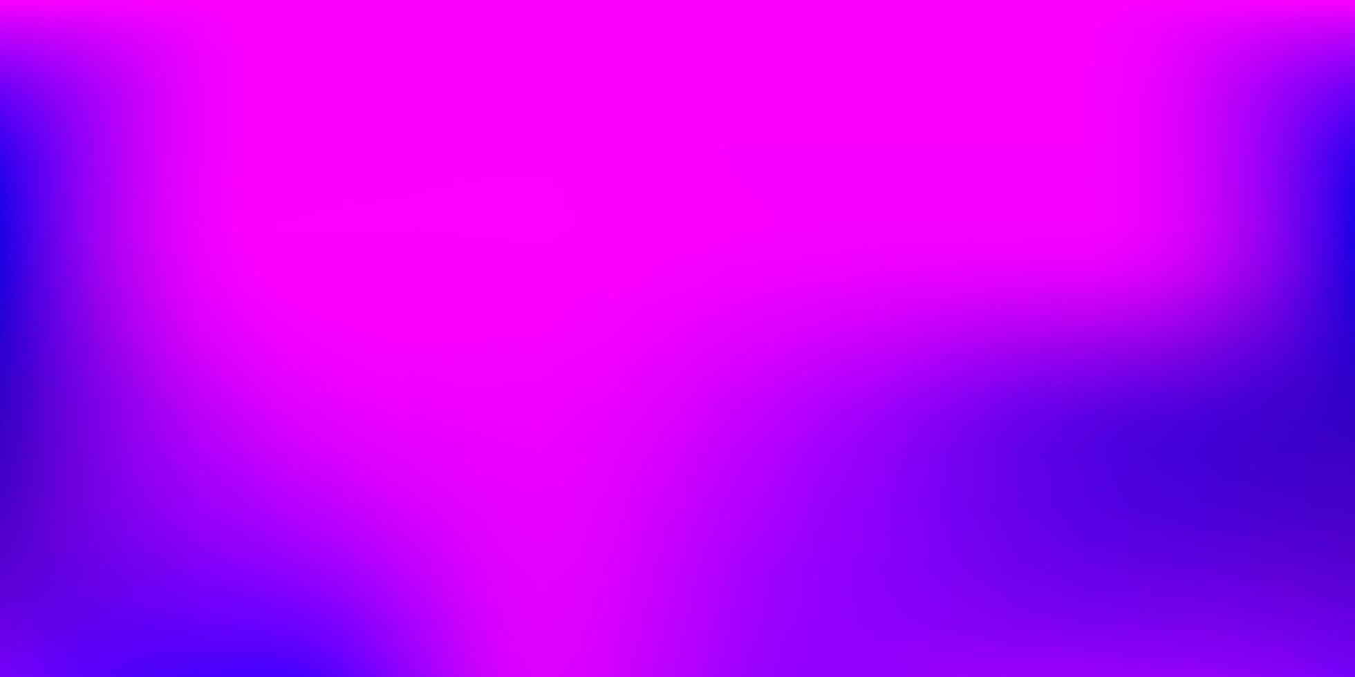 layout de borrão abstrato de vetor roxo claro.
