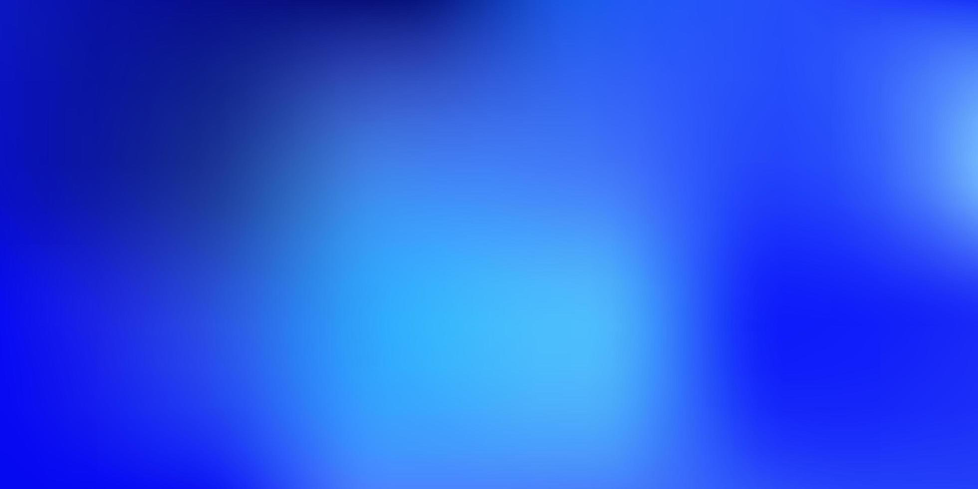 textura do borrão do sumário do vetor azul claro.