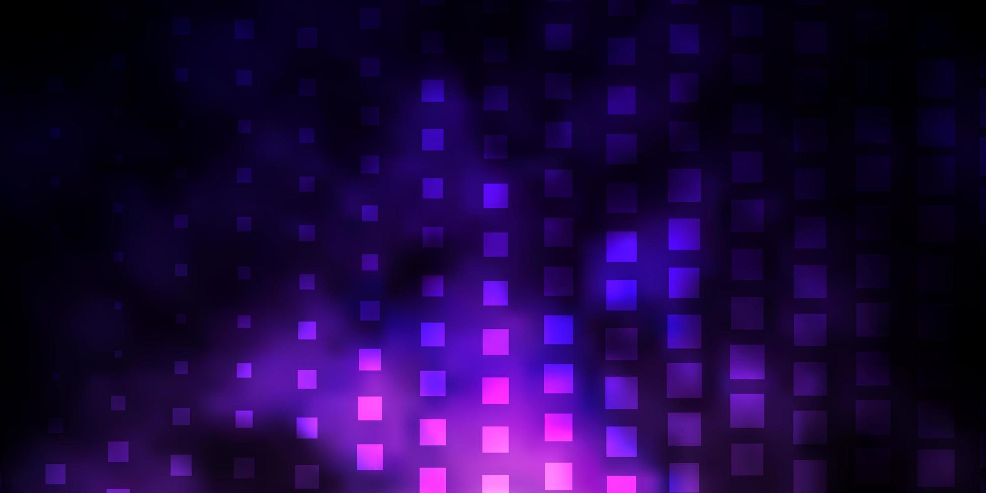 modelo de vetor roxo escuro com retângulos.