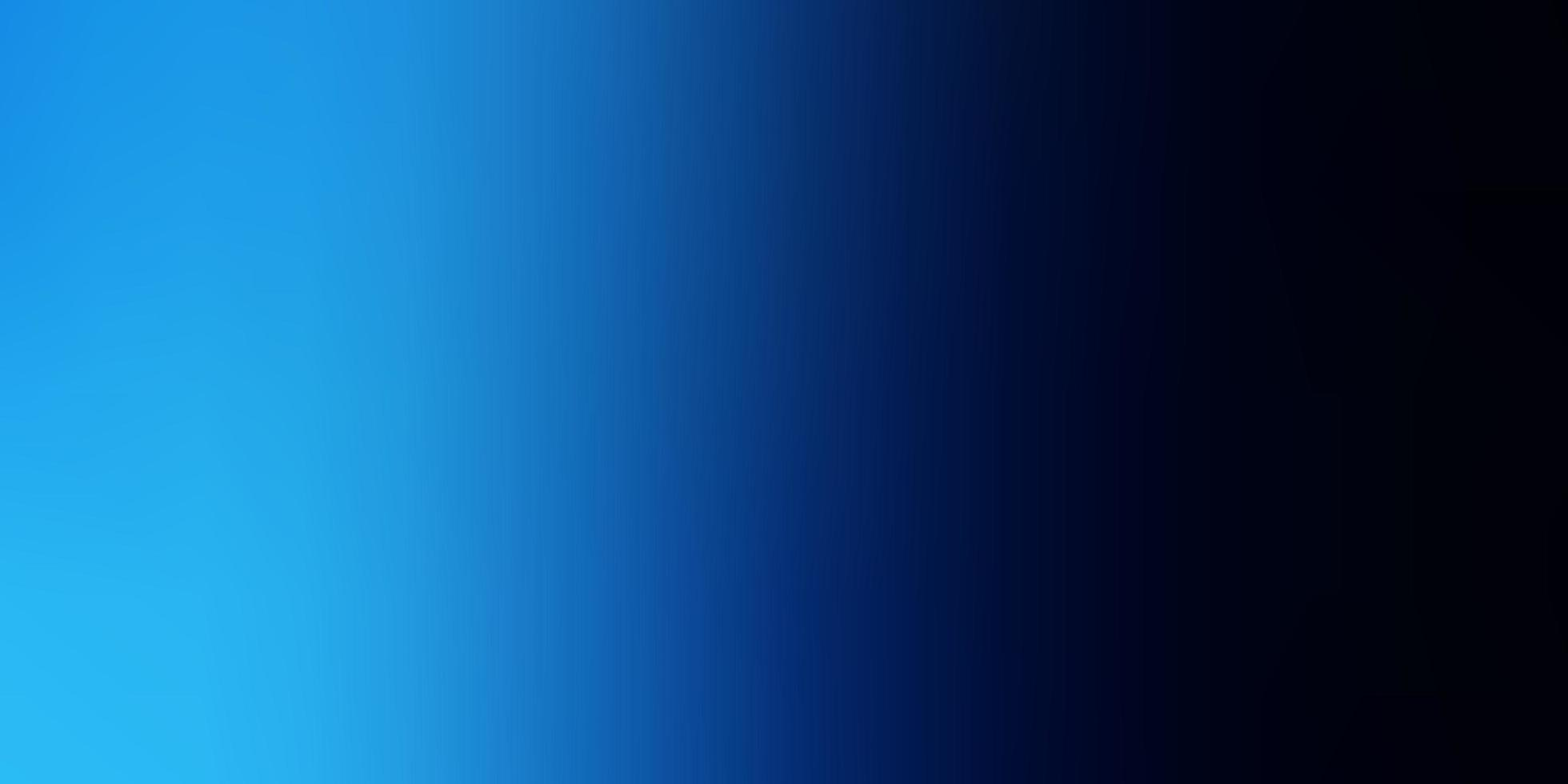 vetor azul escuro turva padrão colorido.