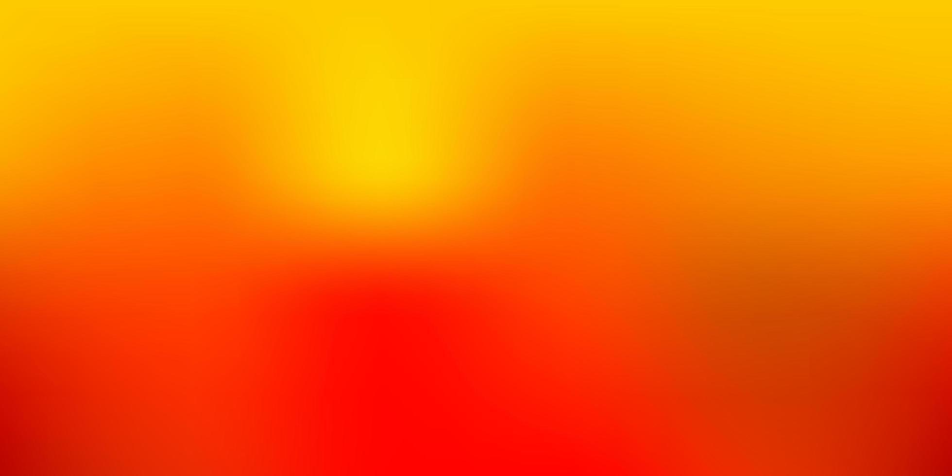 vetor laranja escuro turva padrão.
