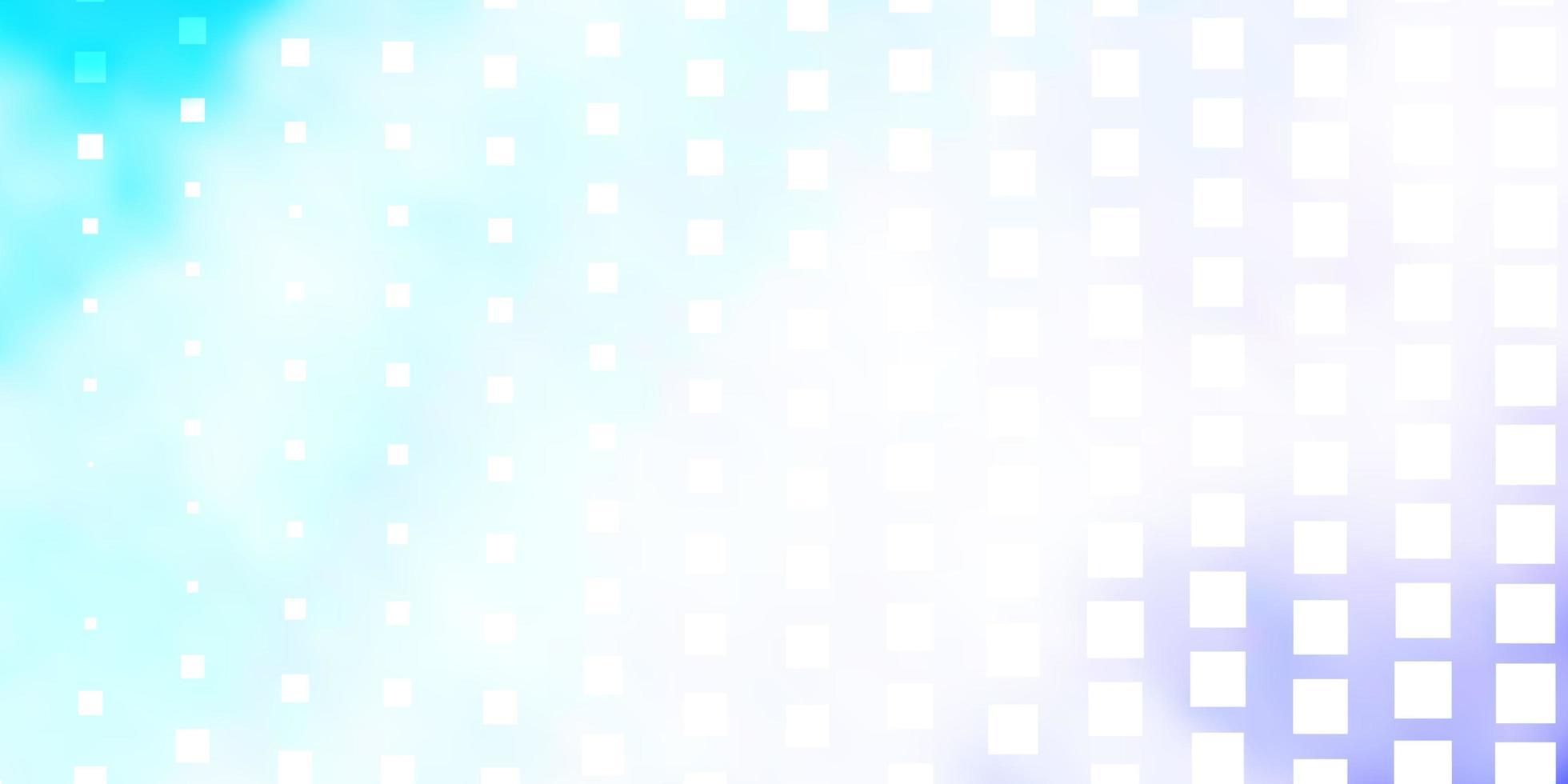 fundo vector rosa claro, azul com retângulos