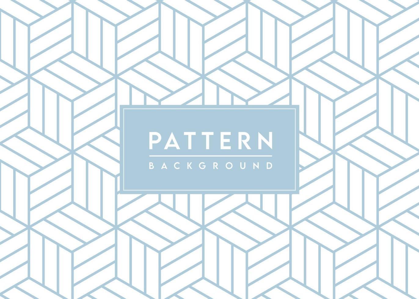 cubo padrão de fundo texturizado desenho vetorial vetor