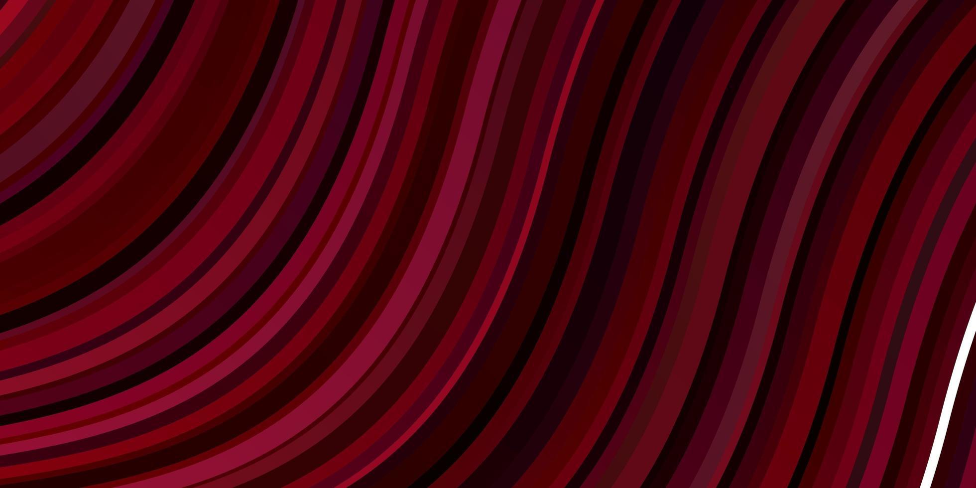fundo vector rosa claro, vermelho com linhas dobradas.