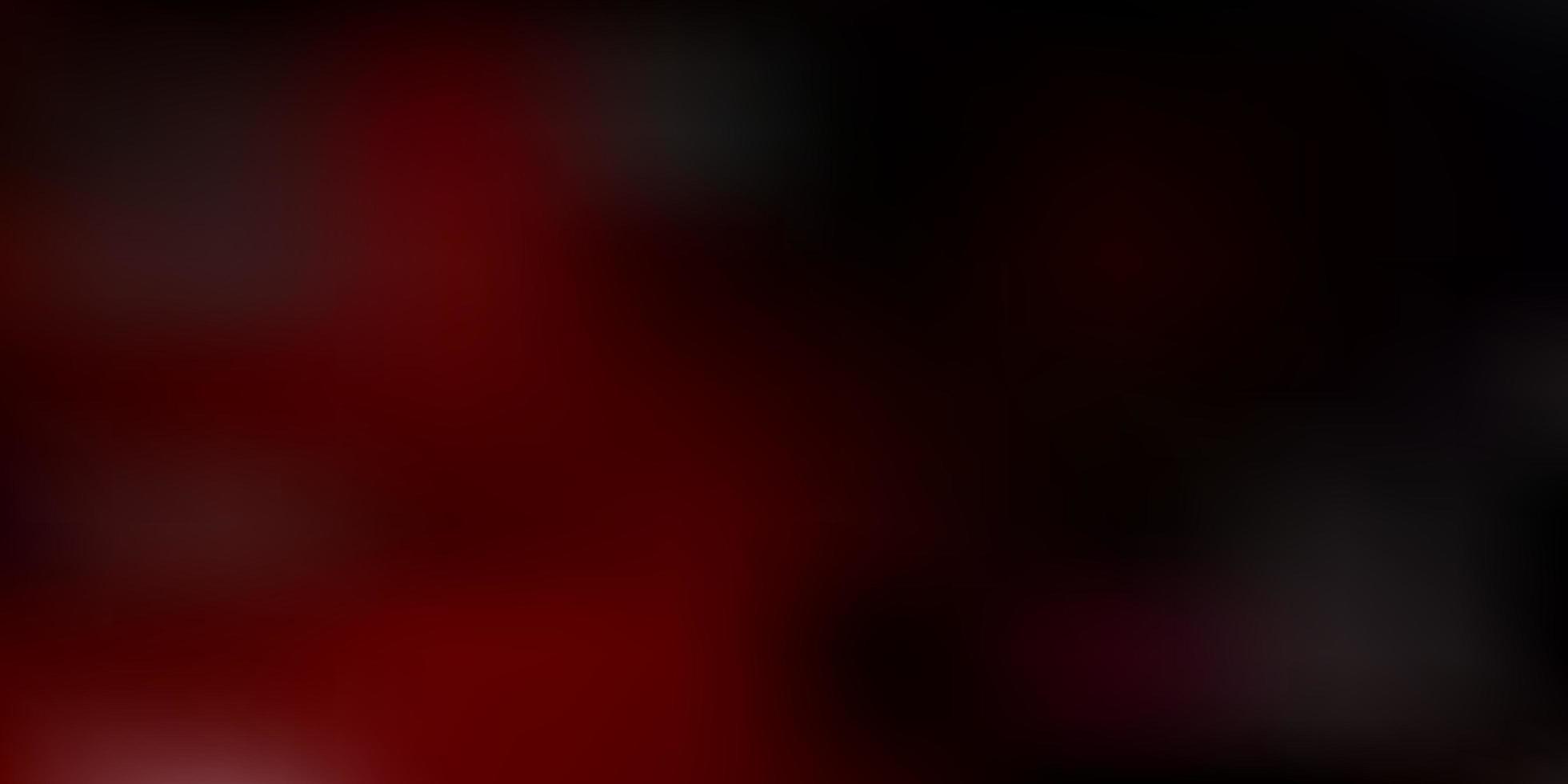 fundo do borrão do sumário do vetor vermelho escuro.