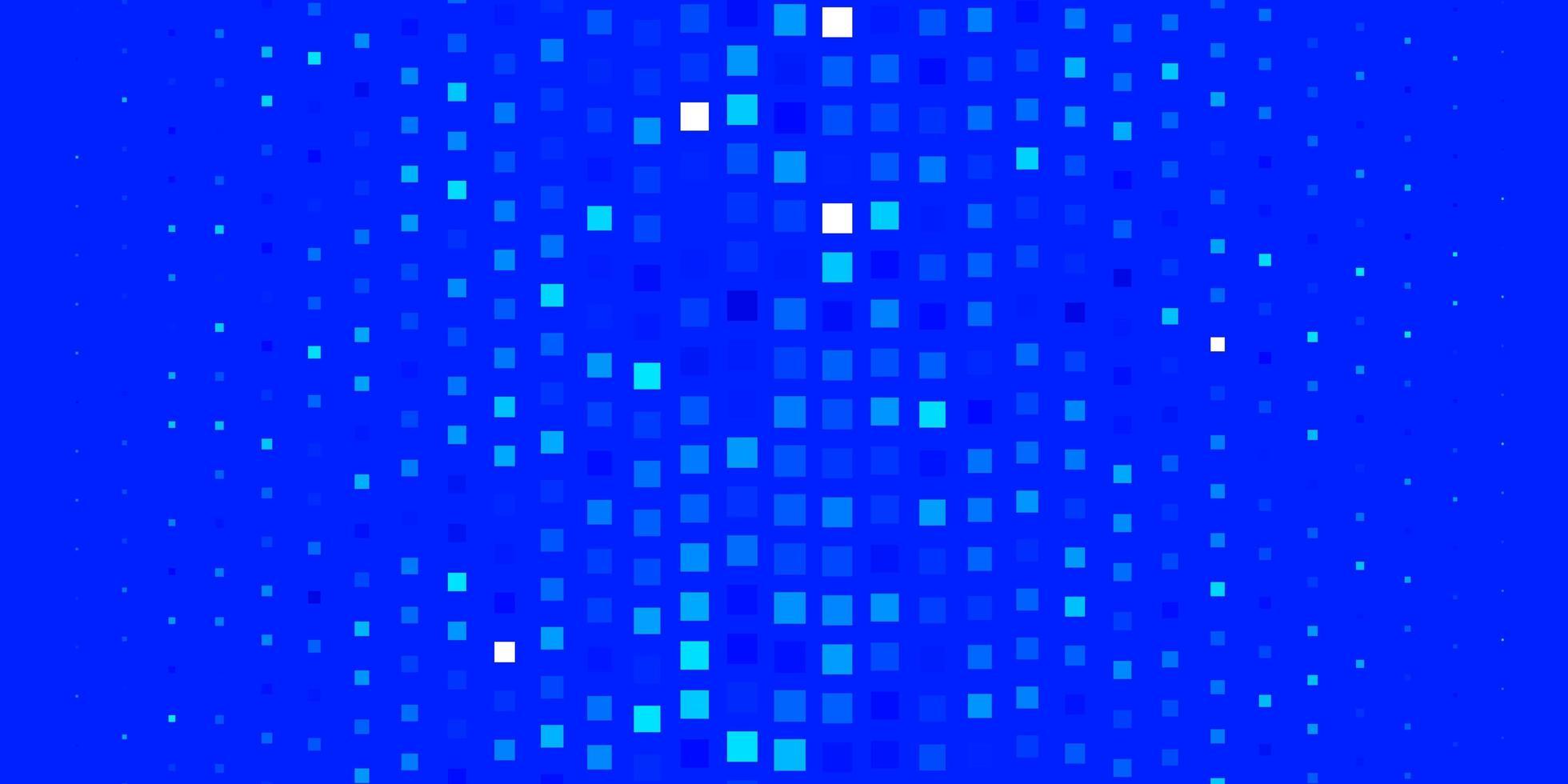 modelo de vetor azul claro em retângulos.