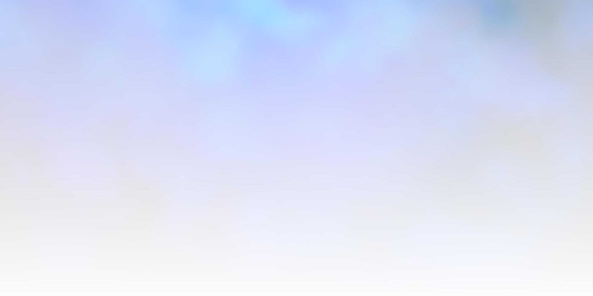 modelo de vetor rosa escuro, azul com céu, nuvens.