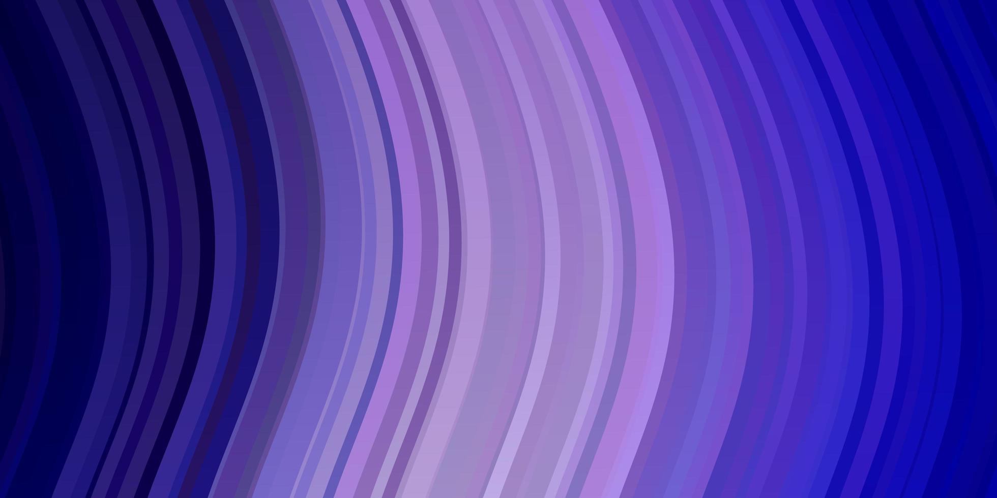 fundo vector rosa claro, azul com arcos.
