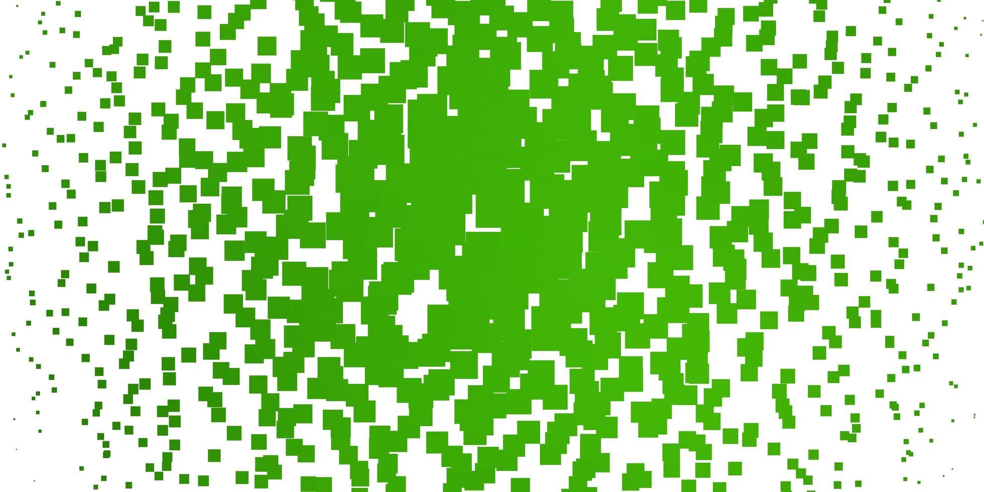 fundo vector verde claro em estilo poligonal.