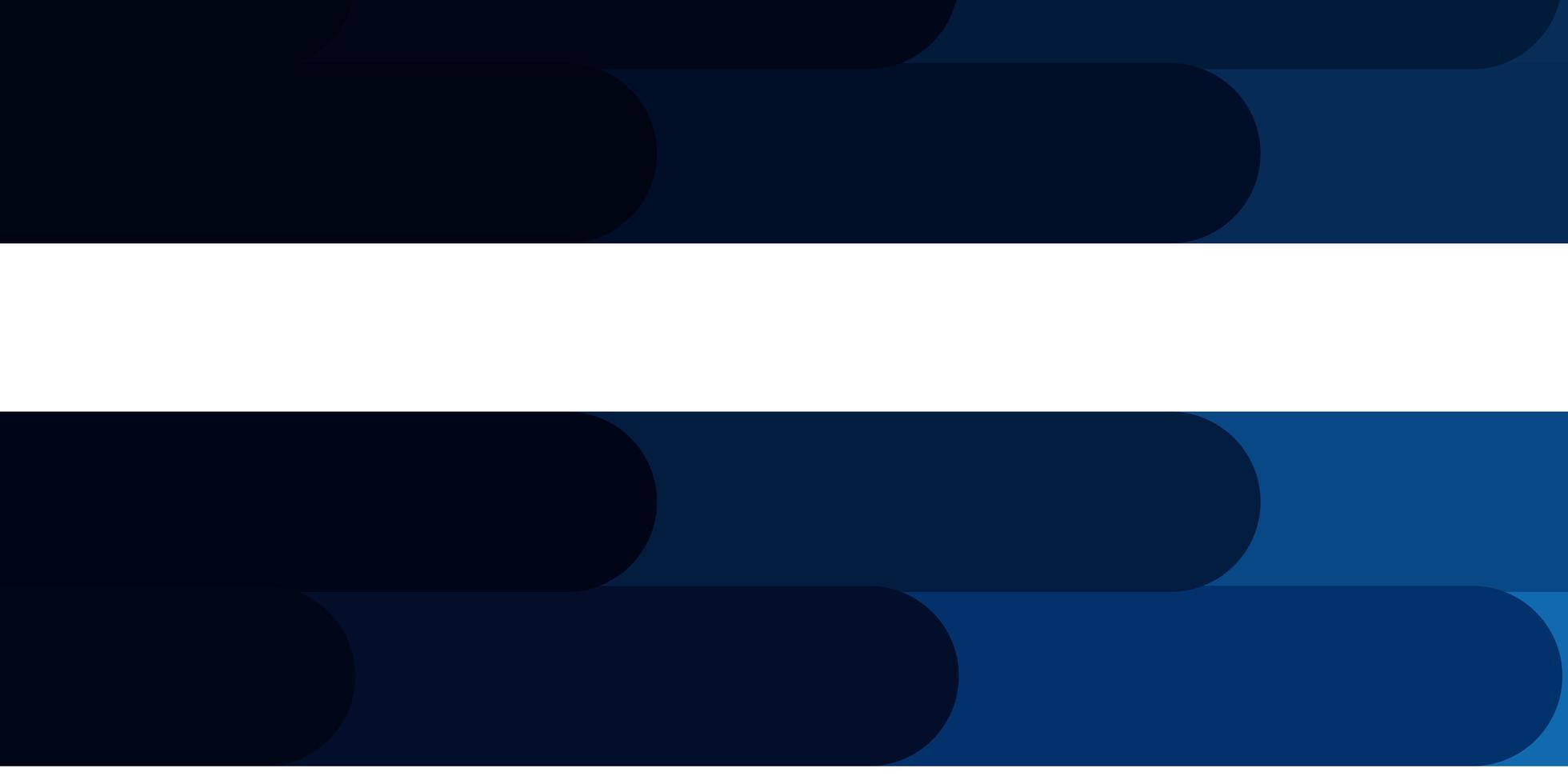 padrão de vetor azul escuro com linhas.