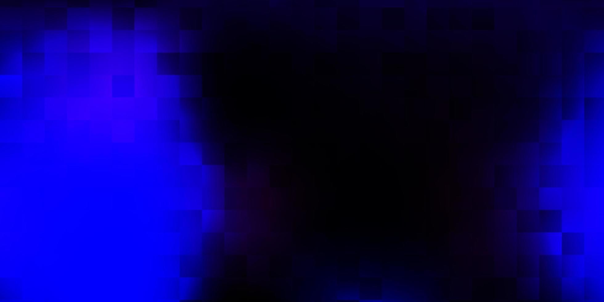fundo vector rosa escuro, azul com formas aleatórias.