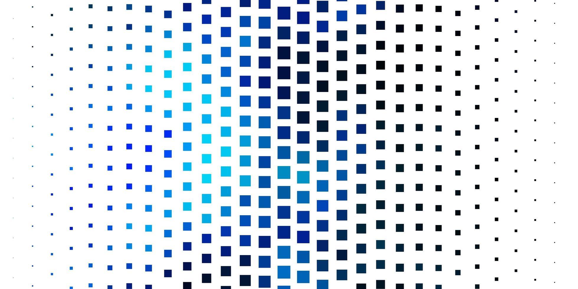 layout de vetor de azul escuro e verde com linhas, retângulos.