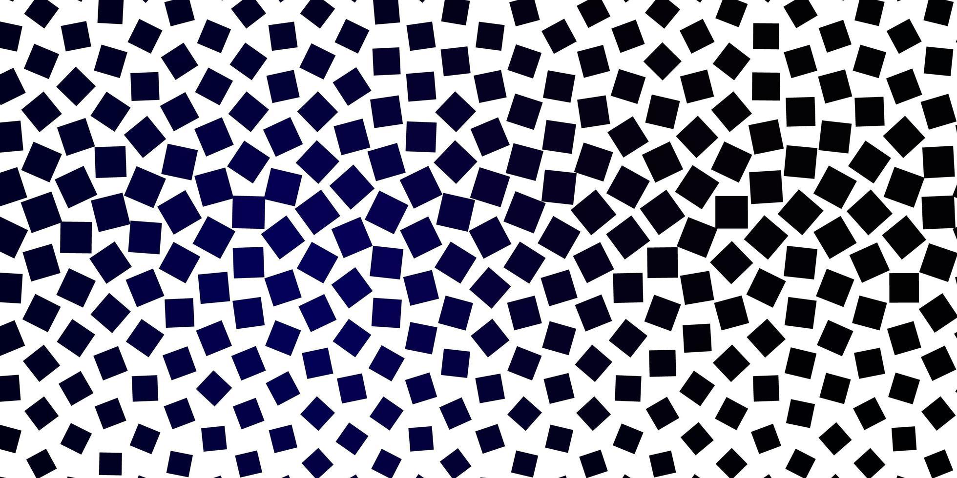 textura vector azul e vermelho escuro em estilo retangular.
