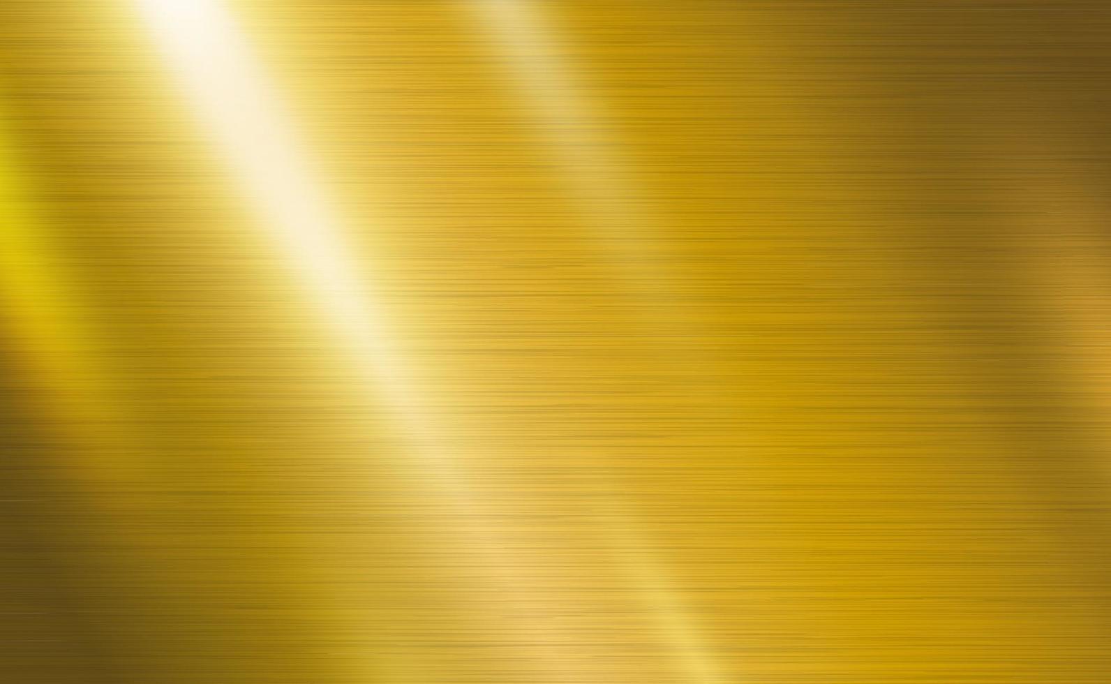 ilustração vetorial de fundo de textura de metal dourado vetor