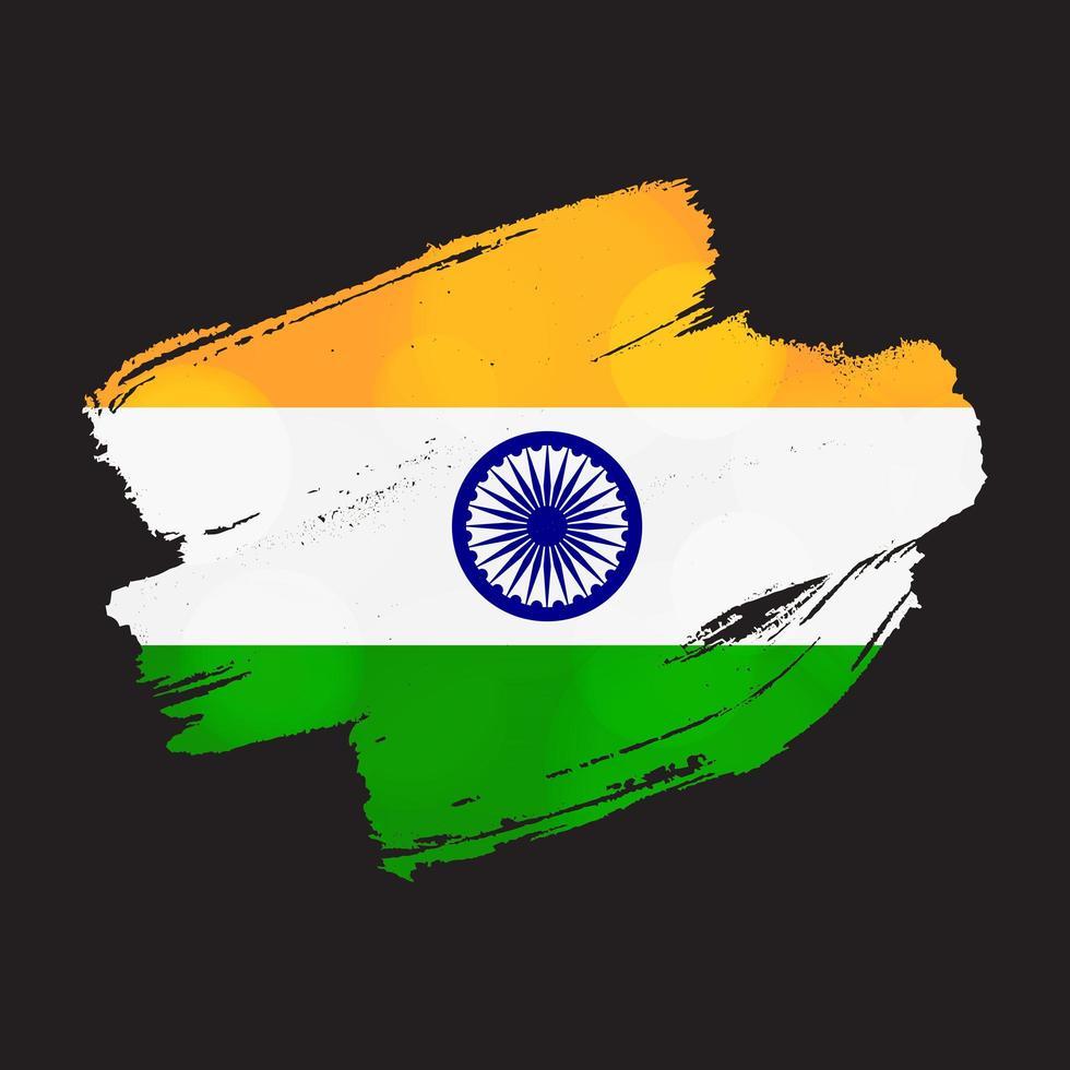 feliz Dia da Independência vetor