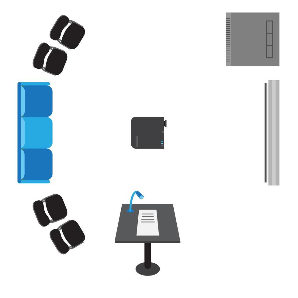 conjunto de ícones de vetor para apresentação