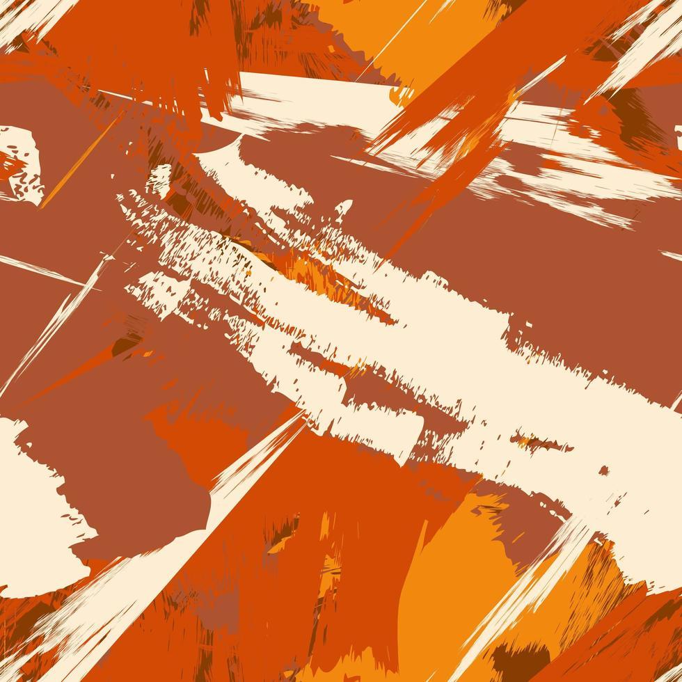 padrão de textura sem costura grunge vetor