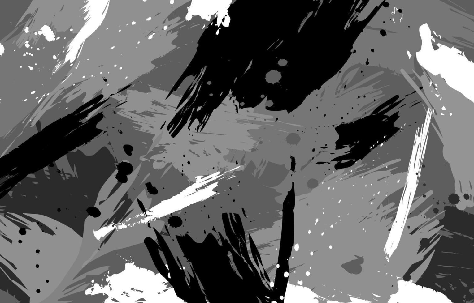 textura abstrata do grunge pintado de fundo vetor