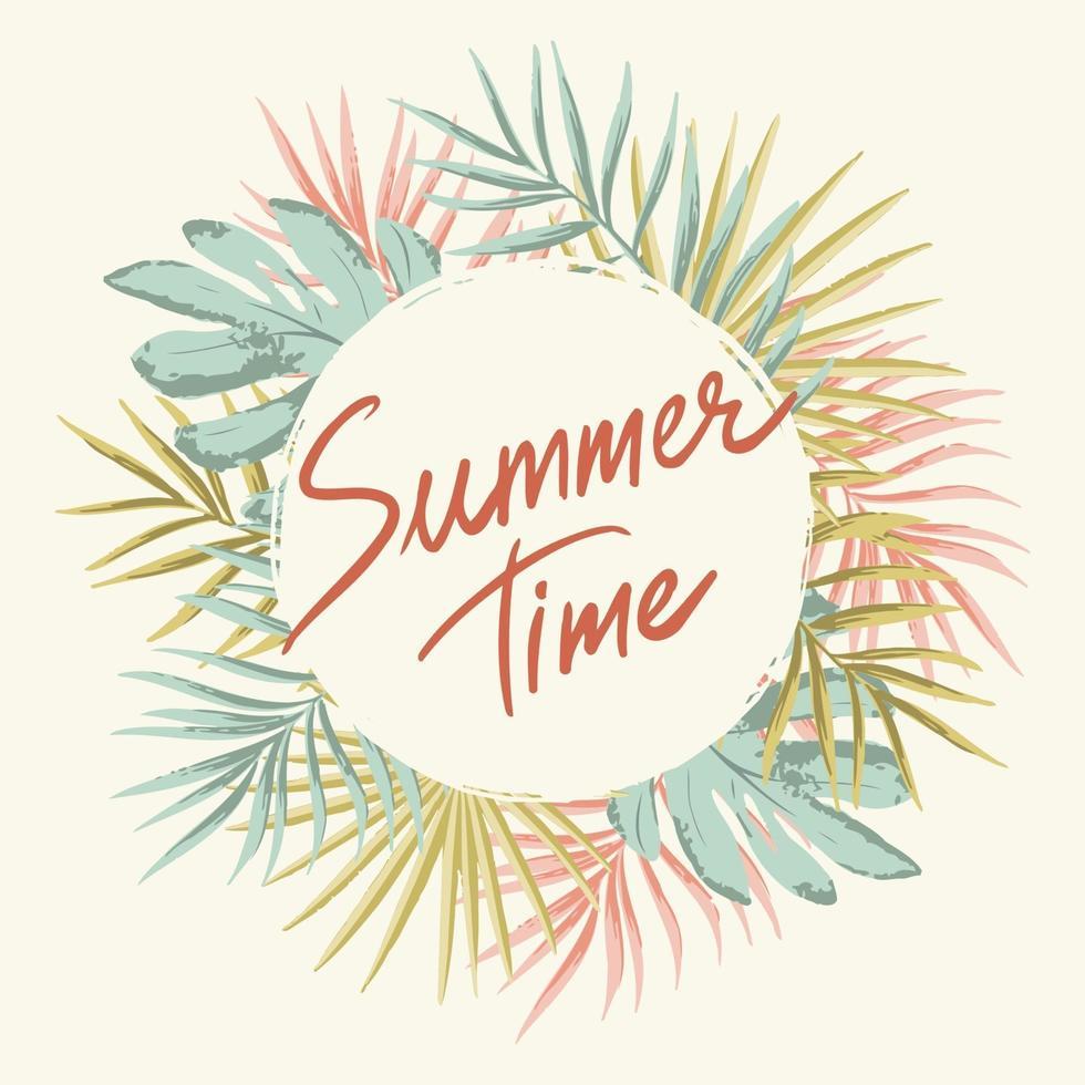 horário de verão deixa quadro vetor
