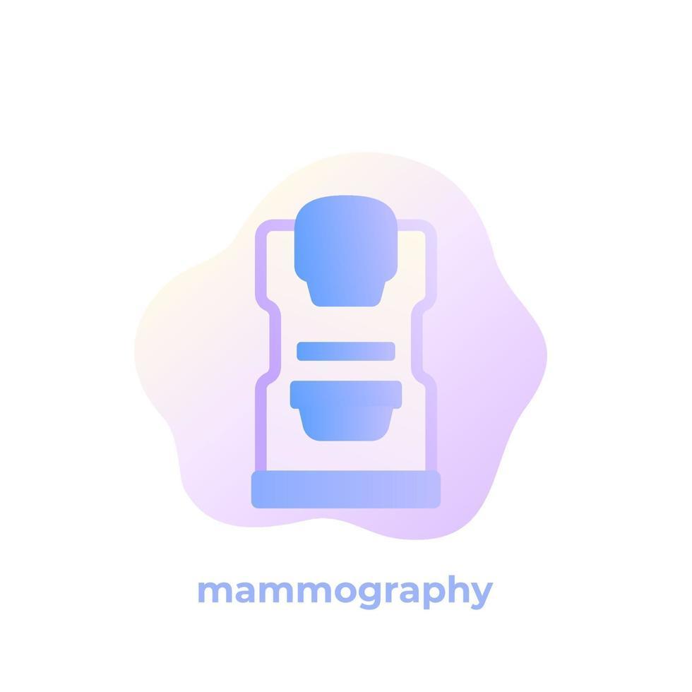 ícone da máquina de mamografia, vector design.eps