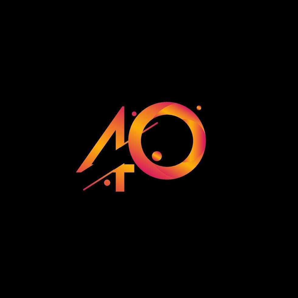 40 anos aniversário celebração gradiente número ilustração vetorial modelo vetor