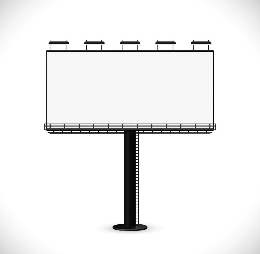 ícone do painel outdoor vetor
