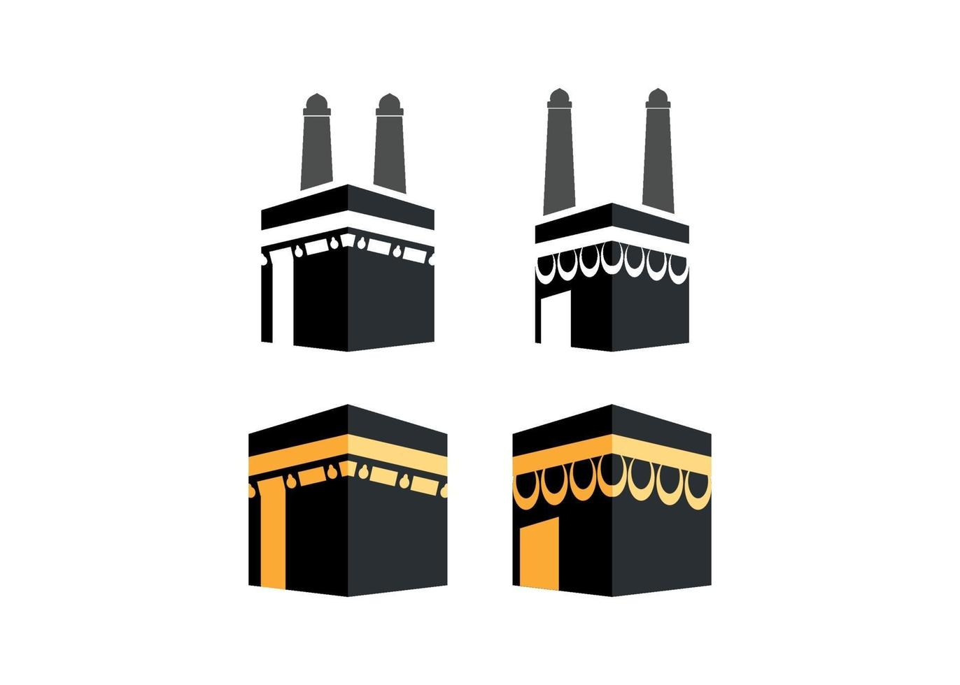 ilustração em vetor modelo kabah ícone design