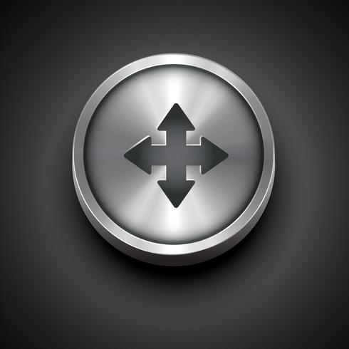 ícone de ponteiro vetor