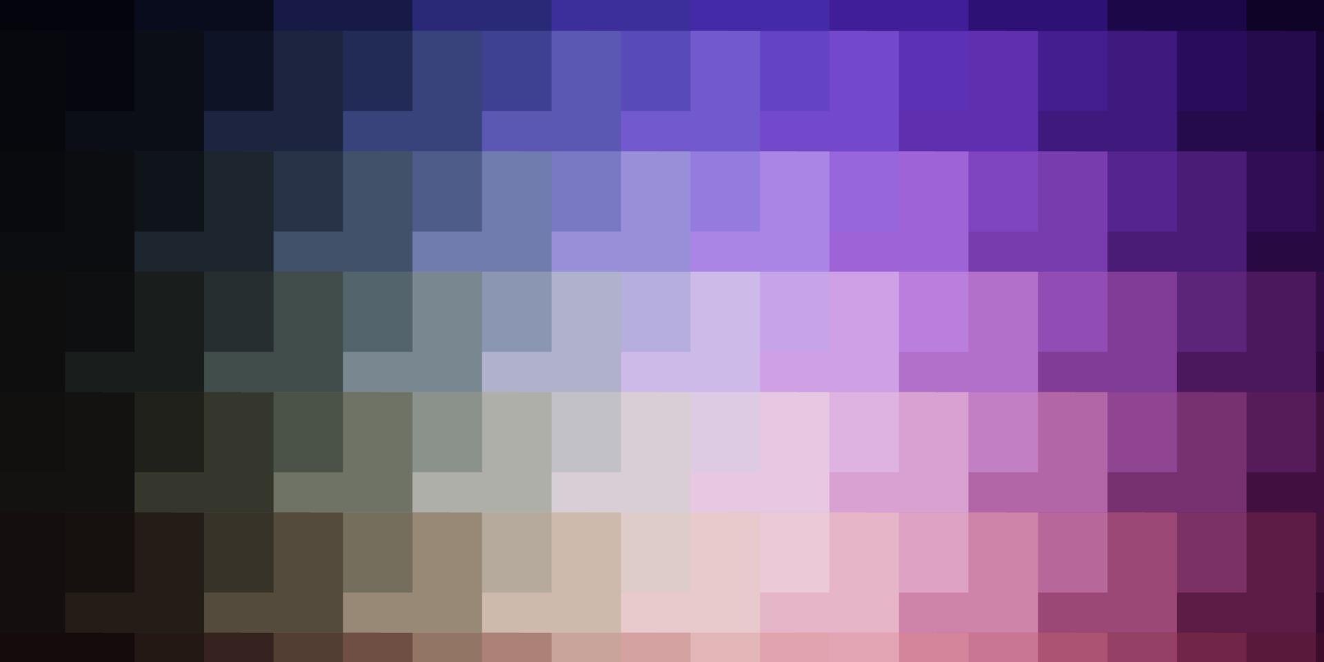 textura vector rosa claro, verde em estilo retangular.