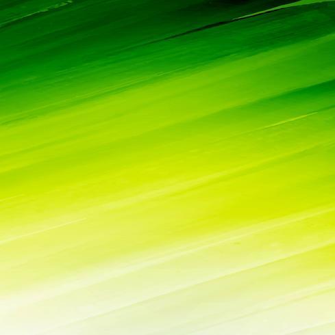 Ilustração elegante fundo verde aquarela vetor