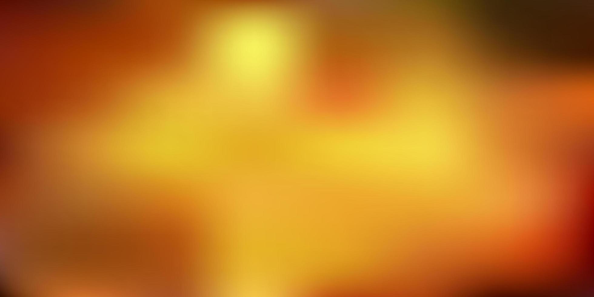 layout de desfoque de gradiente de vetor verde escuro