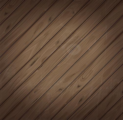 Fundo de ladrilhos de madeira vetor