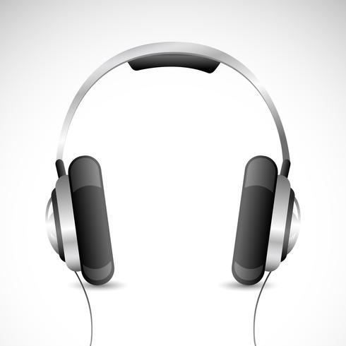 Fone de ouvido vetor