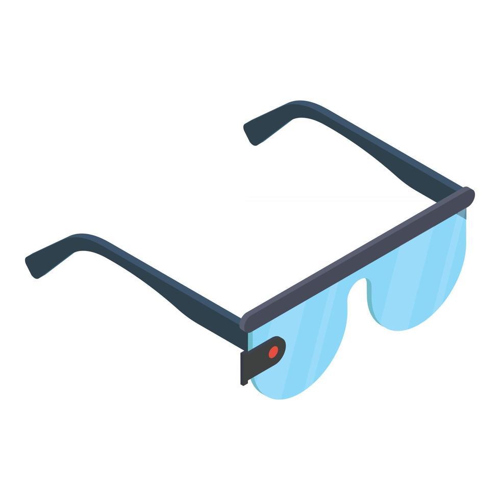 Tendências de conceitos de óculos de sol vetor