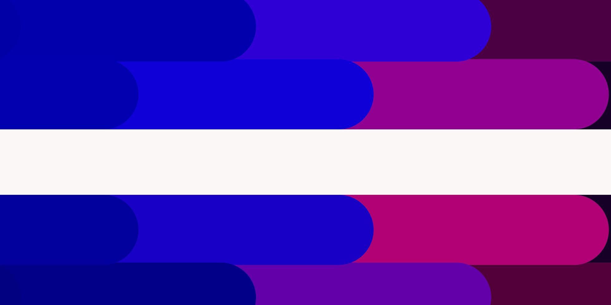layout de vetor azul e vermelho claro com linhas.