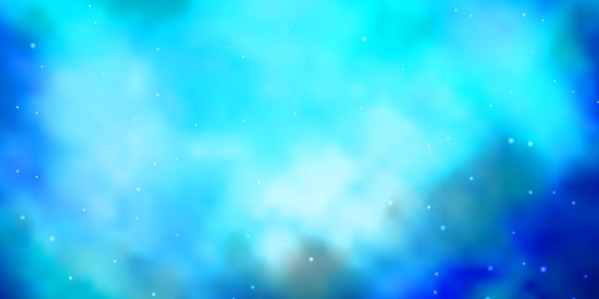 fundo vector azul escuro com estrelas pequenas e grandes.