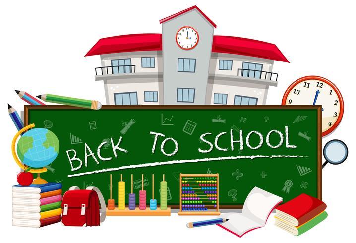 Volta ao conceito de escola vetor